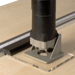 PRO-Grip™ Laminate Trimmer Guide Plate