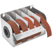 Steel Sandpaper Roll Dispenser