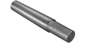 #7358 Morse Taper 2 Lathe Adapter