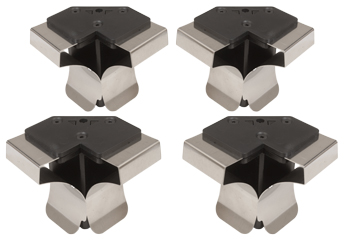 90° Spring Clamp 4 Pack