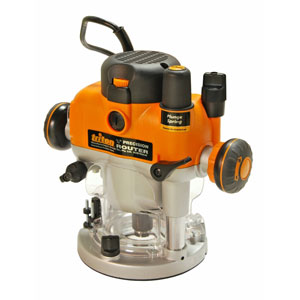 Triton 3-1/4 HP Dual Mode Precision Plunge Router 2400W