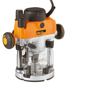 Triton 2-1/4 HP Dual Mode Precision Plunge Router 1400W