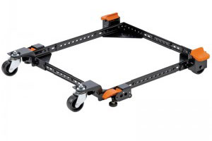 Heavy Duty Universal Adjustable Mobile Base - HTC3000