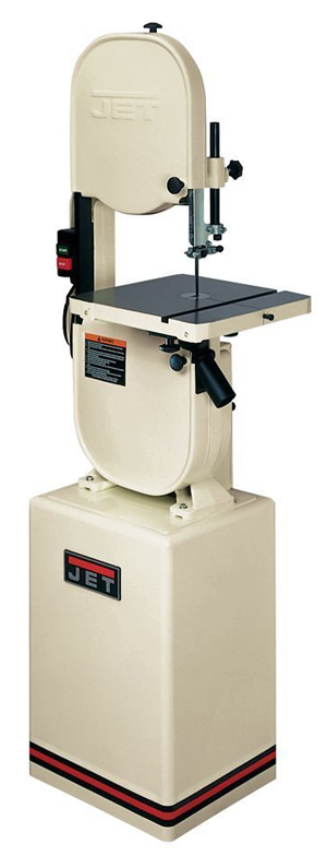 "Jet 14"" Closed Stand Bandsaw JWBS-14CS"