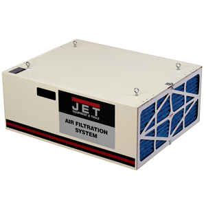 Jet 1000 CFM Air Filtration System, 