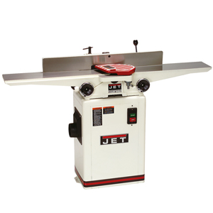 "Jet 1HP 6"" Deluxe Jointer JJ-6HHDX / 708466DXK"