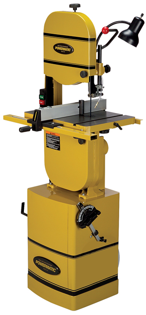 "Powermatic 14"" Closed Stand Bandsaw PWBS-14CS"