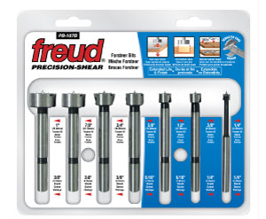 Freud® 7 Piece Precision Shear™ Forstner Bit Set - PB-107B