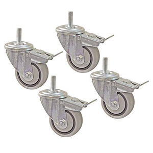 "Kreg® 3"" Dual Locking Casters 4 Pack"