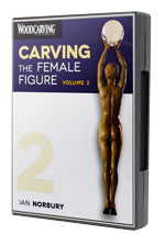 Carving the Female Figure: Volume 2