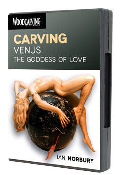Carving Venus, The Goddess of Love