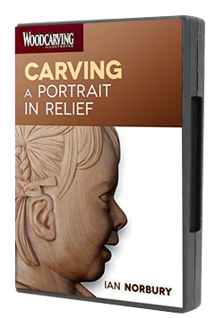 Carving a Portrait in Relief