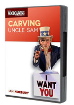Carving Uncle Sam