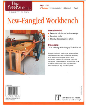 New-Fangled Workbench Project Plan