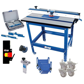 Router tables kreg router table with accessorie pack greentooth Gallery