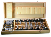Image of FORSTNER BIT 24 PIECE SET