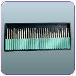 30 Piece Diamond Bur Set