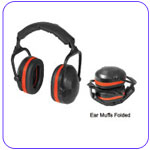 Foldable Ear Muffs