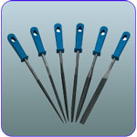 6 Pc. Needle File Set