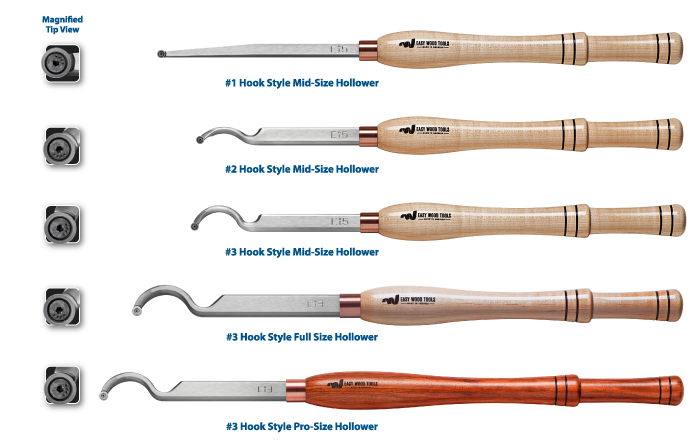 Image of Easy Wood Tools