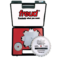 Freud 6 and 8 inch Super Dado's