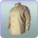 Link to information about wood turners jackets