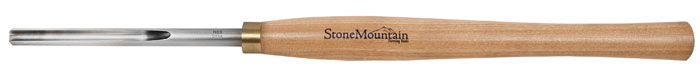 "1/2"" Stone Mountain Bowl Gouge"