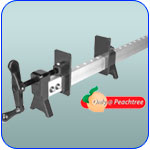 Big Foot Aluminum Bar Clamp
