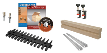 Dovetail Wiz Complete Package