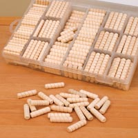 470 Piece Dowel Pin Assortment
