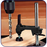 Drill Press Quick Set Hold Down
