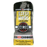 Use Extra Fine #000 Steel Wool to scuff sand between coats to remove imperfections. Remove paint drips and splatters. Remover wax or polish from fine furniture with soap and water