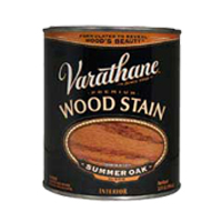 Varathane Premium Wood Stain penetrates up to twice as deep as competitive brands to reveal the beauty of natural wood grain. Apply to wood for long-lasting, translucent stain. Uses exclusive soya-oil base and anti-settling formula for better grain enhancement with less stirring during application.