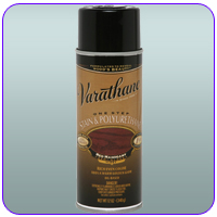 Varathane One Step Stain and Polyurethane Spray Stain