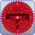 Image of 10 inch thin kerf  general purpose blade