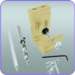 EZ Pro Pocket Hole Jig Kit