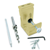 EZ PRO™ POCKET HOLE JIG KIT