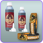 Link to Gorilla Glue and Gorilla Tape Information