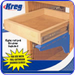 Kreg Drawer Mounting Brackets