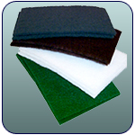 Link to Non Woven Abrasive Pads