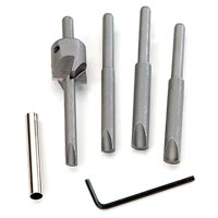 7pc Universal Barrel Trimming System: Steel Cutter