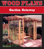 Garden Getaway Woodworking Plan