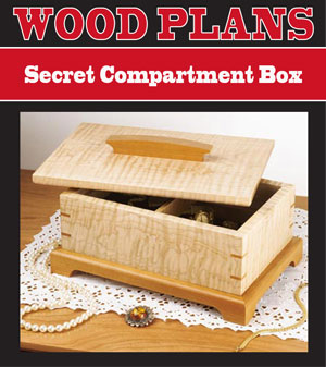 woodworking plan box