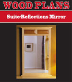 Suite-Reflections Mirror Woodworking Plan
