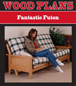 Fantastic Futon Woodworking Plan