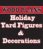Holiday Yard Figures and Decorations