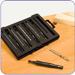 Premium 10 pc Self Centering Drill Bit Set