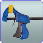 image of bar clamp