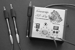 Razertip Pyrographic Pen - Transfer/Shader