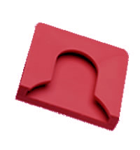 "Pipe Clamp Pad For 3/4"" or 1/2"" Pipe Clamps"